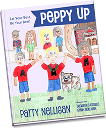 Peppy Up Book Cover